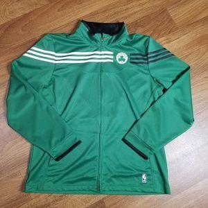 NBA Boston Celtics Adidas Track Jacket Men's 2XL